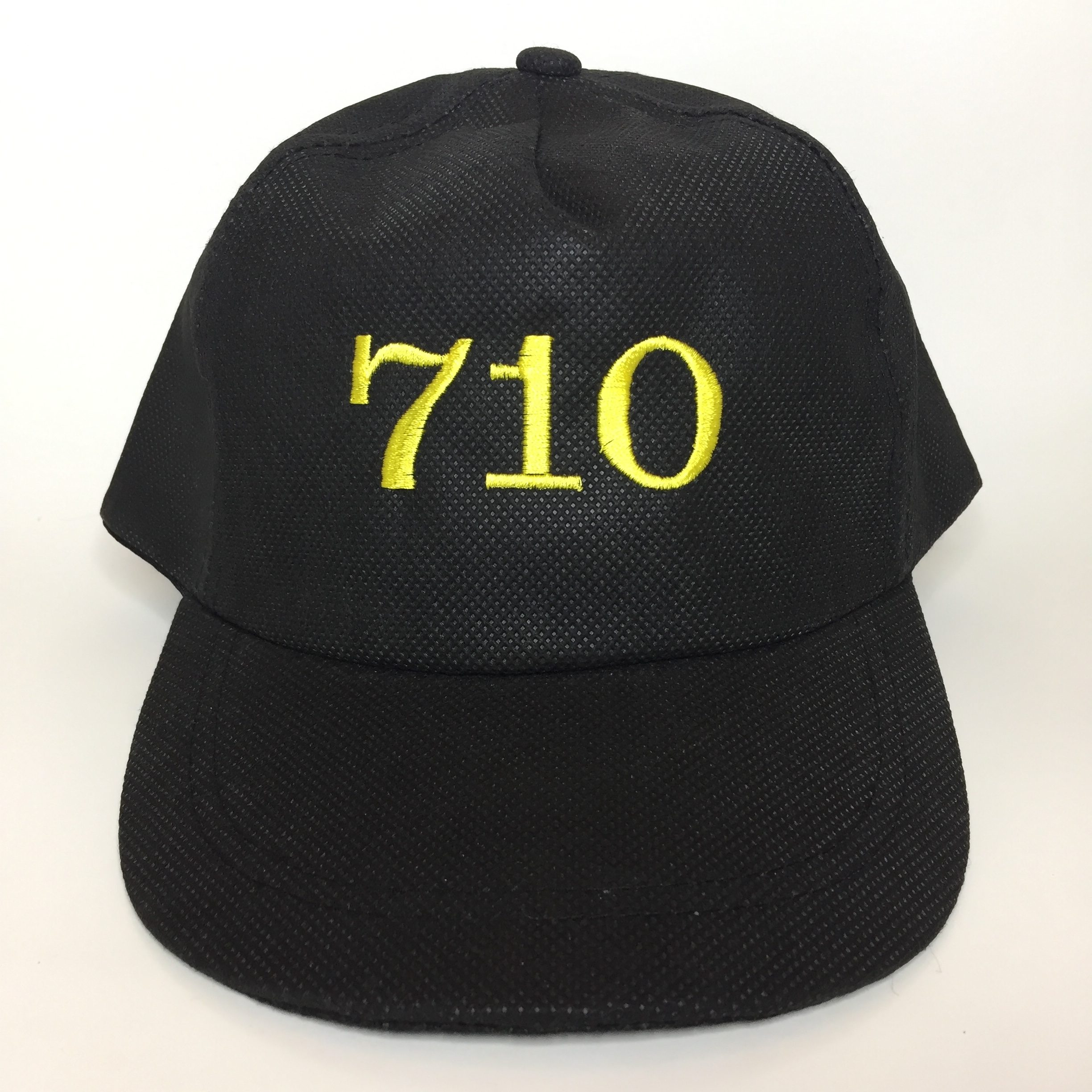 710 5 Panel Dad Hat Front View
